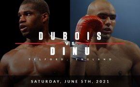 Daniel Dubois vs Bogdan Dino Odds