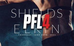 PFL 4 odds - Claressa Shields - Anthony Pettis