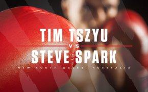 Tim Tszyu vs Steve Spark Odds