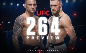 UFC 264 odds and picks - Poirier vs McGregor 3