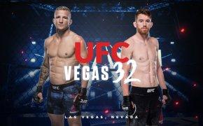 UFC Vegas 32 odds - Dillashaw vs Sandhagen