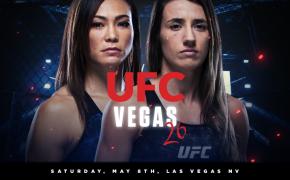UFC Vegas 26 odds - Michelle Waterson, Marina Rodriguez, Geoff Neal