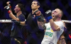 UFC 266 DraftKings promo
