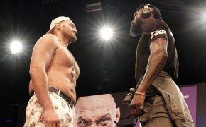 Fury vs Wilder 3