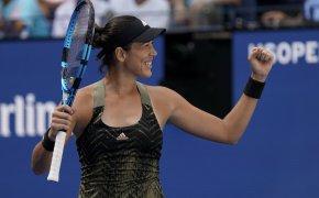 Garbine Muguruza, US Open