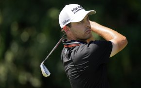 Patrick Cantlay swing
