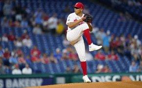 Ranger Suarez, Pitcher, Philadelphia Phillies