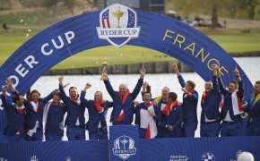 Ryder Cup celebrations