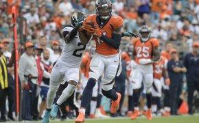 Courtland Sutton, Wide Receiver, Denver Broncos