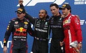 Turkish Grand Prix odds