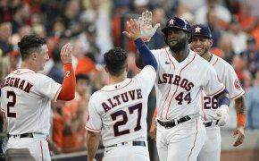Houston Astros celebration