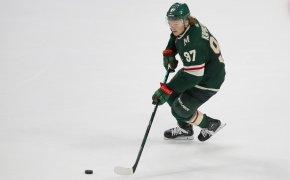 Wild Kirill Kaprizov NHL odds