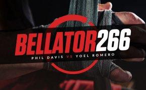 Bellator 266 odds