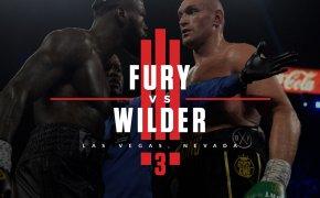 Fury vs Wilder 3 odds
