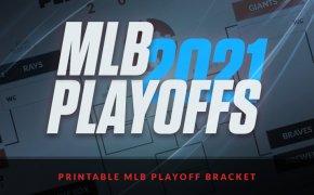 MLB playoff image
