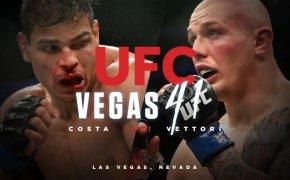UFC Vegas 41 odds