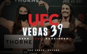 UFC Vegas 39 odds