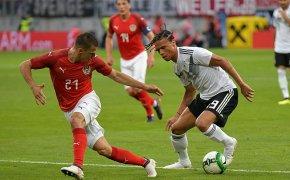 German winger Leroy Sane.