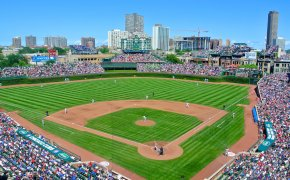 MLB park