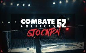 Combate Americas 52 Stockton promotional image