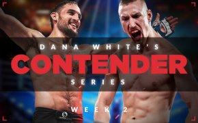 Dana White's Contender Series Week 2
