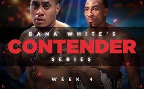 DWCS Week 4
