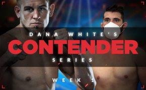 Dana White's Contender Series Week 1