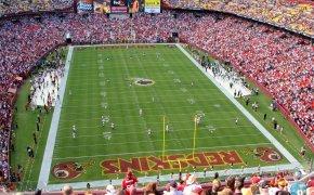 Washington football stadium