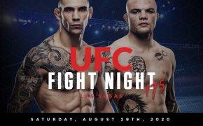 UFC Vegas 8