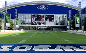 Ford Center at the Star in Frisco, TX