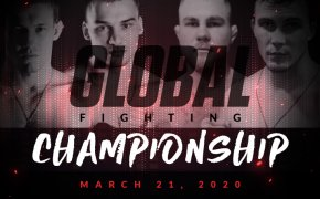 Global Fighting Championship logo