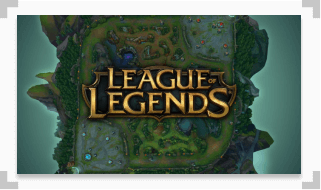 image of league of legends map