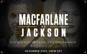 Bellator 236 macfarlane vs jackson promotional image