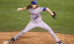 Jacob deGrom in the wind up