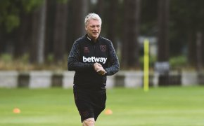 David Moyes is in his second spell in charge of West Ham United.
