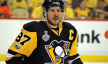 Sidney Crosby smiling