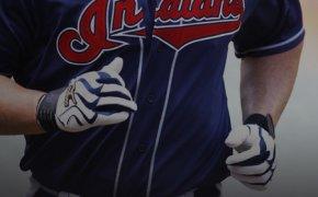 Cleveland Indians slide