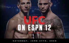 UFC on ESPN 12