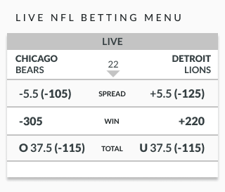betboo 101 sports live betting strategy