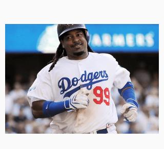 Manny Ramirez running bases