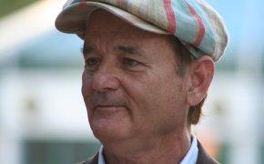 Closeup of Bill Murray