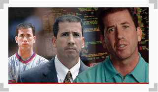 photo combining 3 shots of tim donaghy