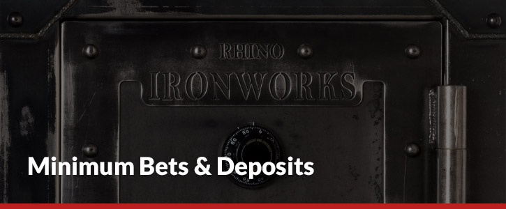 minimum bets and deposits reno casino