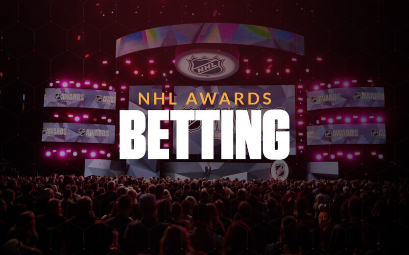 nhl awards stage and audience