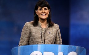 Nikki Haley speaking at CPAC. What's her next move?