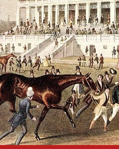 early american horse racing illustrated image history of sports betting legislation part I