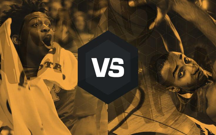 NBA vs. NCAA Basketball