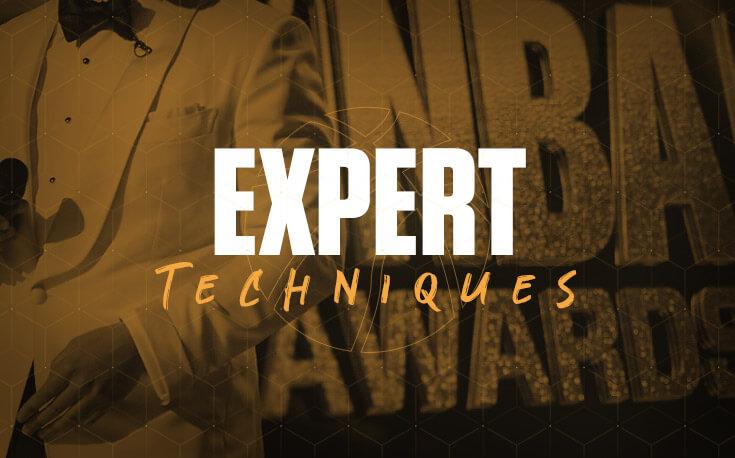 Expert Techniques - NBA Basketball Awards