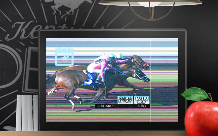 dead heat horse racing tv apple