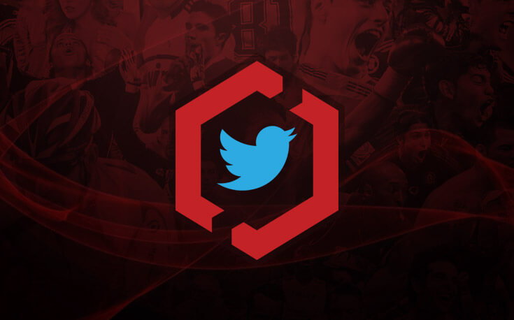 twitter logo red octagon sports betting